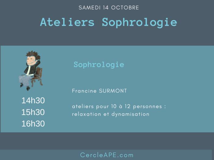 Atelier Sophrologie